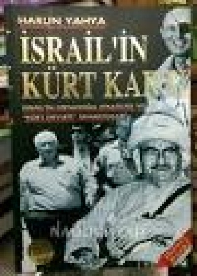 İsrail'in Kürt Kartı